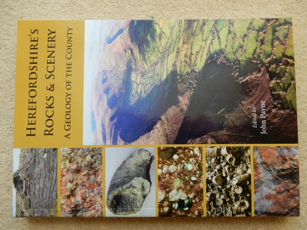 bookcover Herefordshiregeology
